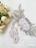 Продаётся шикарное легкое свадебное платье